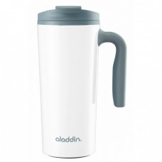 Aladdin Aveo Stainless Steel Traveller Mug White