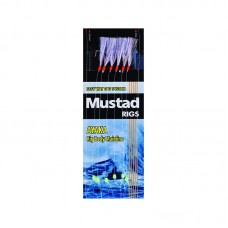 Mustad Flasher Rainbow Rig