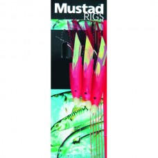Mustad Hokkai Tempter Rig Luminous