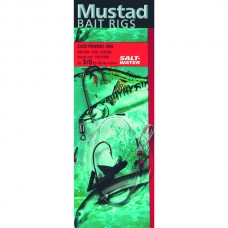 Mustad Cod Pennel Rig size 3/0