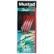 Mustad Red Flasher