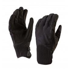 Sealskinz Mens Elgin Waterproof  Riding Gloves