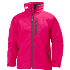 Helly Hansen Kid's Crew Midlayer Jacket