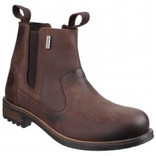Cotswold Worcester Slip on Waterproof Boot