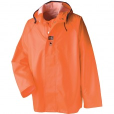 HH DRAMMEN HIGH VIS WATERPROOF JACKET ORANGE