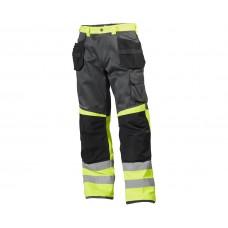 Helly Hansen Alta Construction Pant Class 1 Yellow Charcoal
