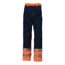Helly Hansen Bridgewater Pant 76470 Orange/Navy