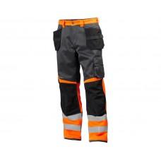 Helly Hansen Alta Construction Pant Orange Charcoal