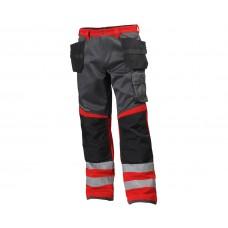 Helly Hansen Alna Construction Pant Cl 1 Orange Charcoal