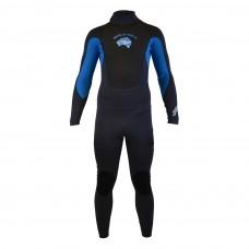 Australian Board Company Pulse 3/2mm Kids Wetsuit Blue