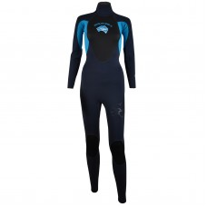 Australian Board Company Pulse 3/2mm Full Length Womens Summer Wetsuit