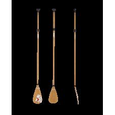 Jobe SUP Bamboo Adjustable Paddle