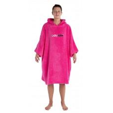 Dryrobe Organic  Towel Robe Adult L Pink