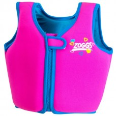 Zoggs Buoyancy Swim Jacket Girls