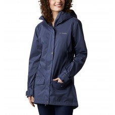 Columbia Women's Rainy Creek™ Waterproof Jacket Nocturnal Heather