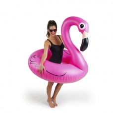 Bigmouth Giant Pink Flamingo Pool Float