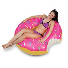 Bigmouth Giant Frosted Donut Pool Float
