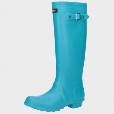 Cotswold Sandringham Ladies Welly Turquoise